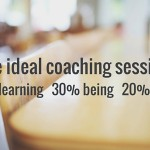 the ideal coaching session