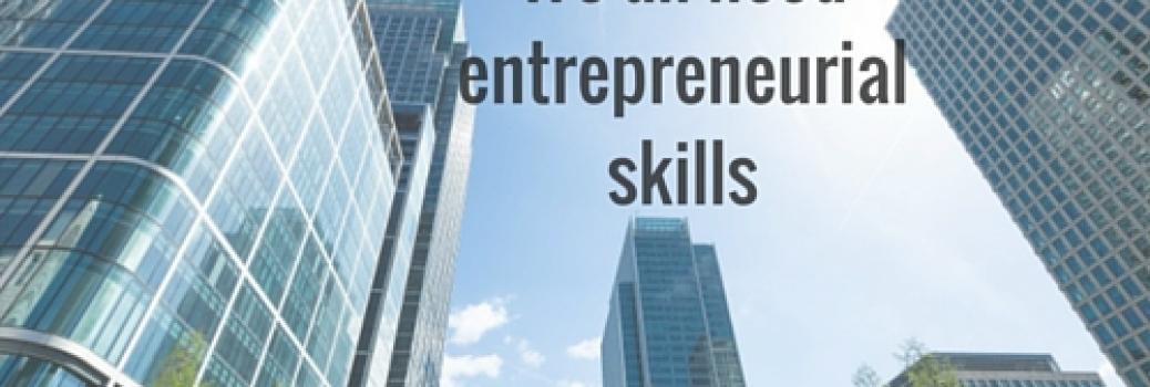 Take an Entrepreneurship Class